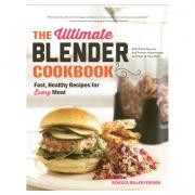 The Ultimate Blender Cookbook Cover