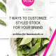 Canva Tutorial - 7 Ways to Customize Styled Stock For Your Brand