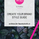 Canva Tutorial - Create Your Brand Style Guide
