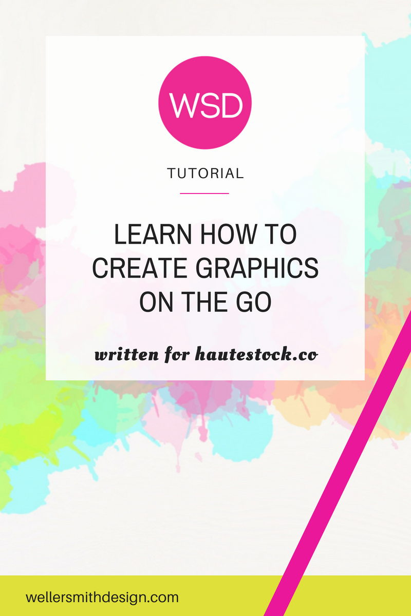 Canva Tutorial - Learn How to Create Graphics on the Go
