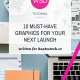 Canva Tutorial - 10 Must-Have Graphics for Your Launch Next Year