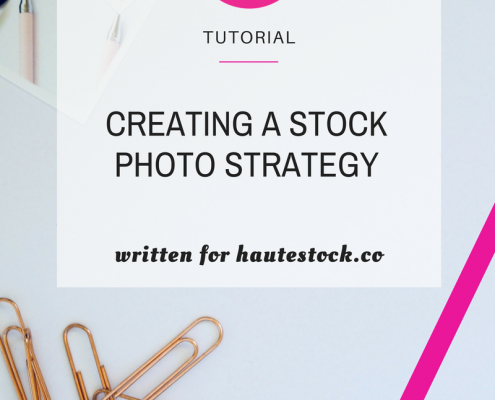 Canva Tutorial - Creating a Stock Photo Strategy