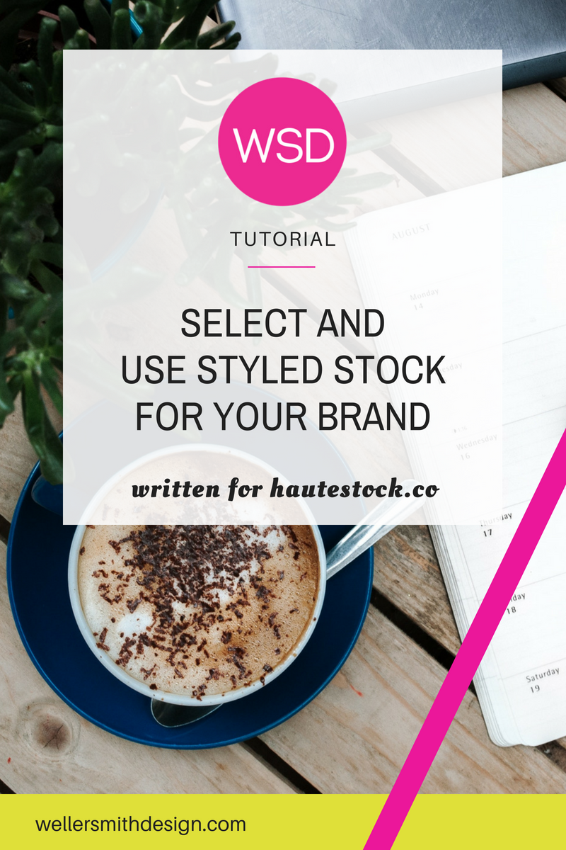 Canva Tutorial - Select and Use Styled Stock for Your Brand