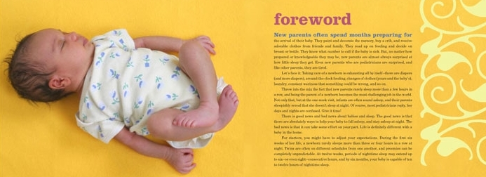 73 Ways to Help Your Baby Sleep Stewart Tabori and Chang Ann Treistman Foreword