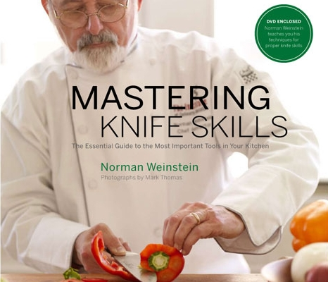 Mastering Knife Skills Stewart Tabori and Chang Cover