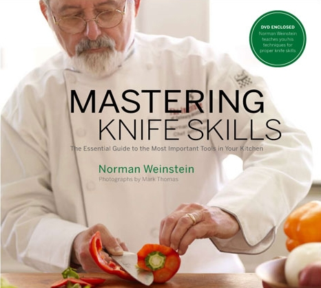 Mastering Knife Skills Stewart Tabori and Chang Cover