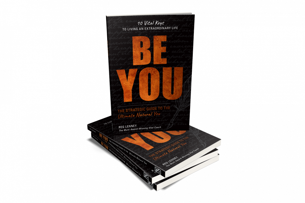 Be You by Reg Lenney