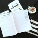 Flourish Journals and Planners Monica Lee Studios Stripe