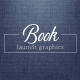 Canva Book Launch Graphics Package