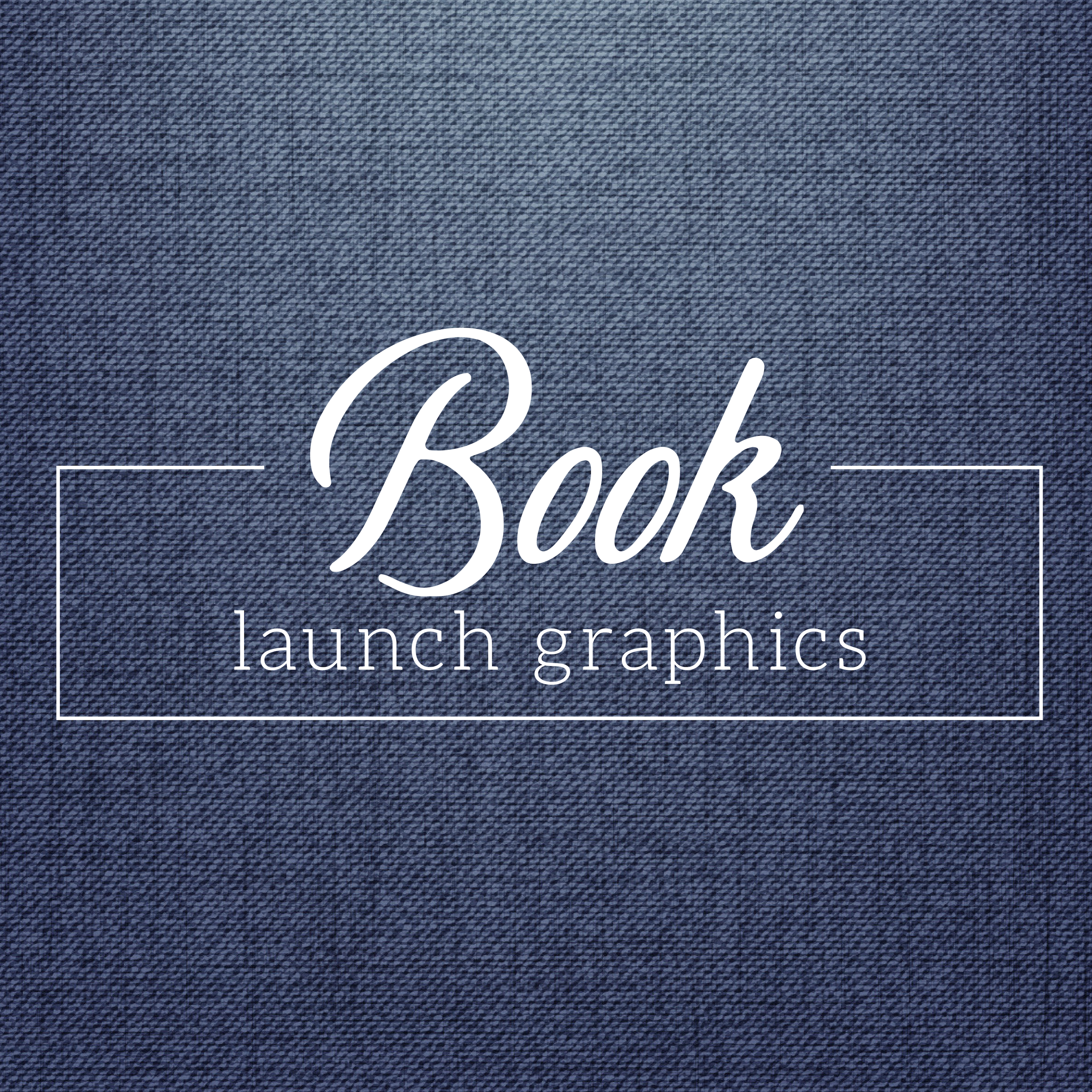 Canva Graphic Pack - Book Launch Graphics
