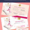 Canva Book Launch Package