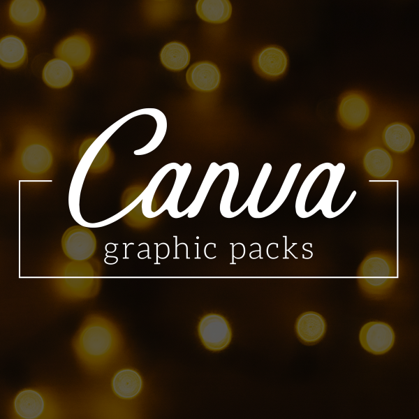 Weller Smith Design Canva Graphic Packs