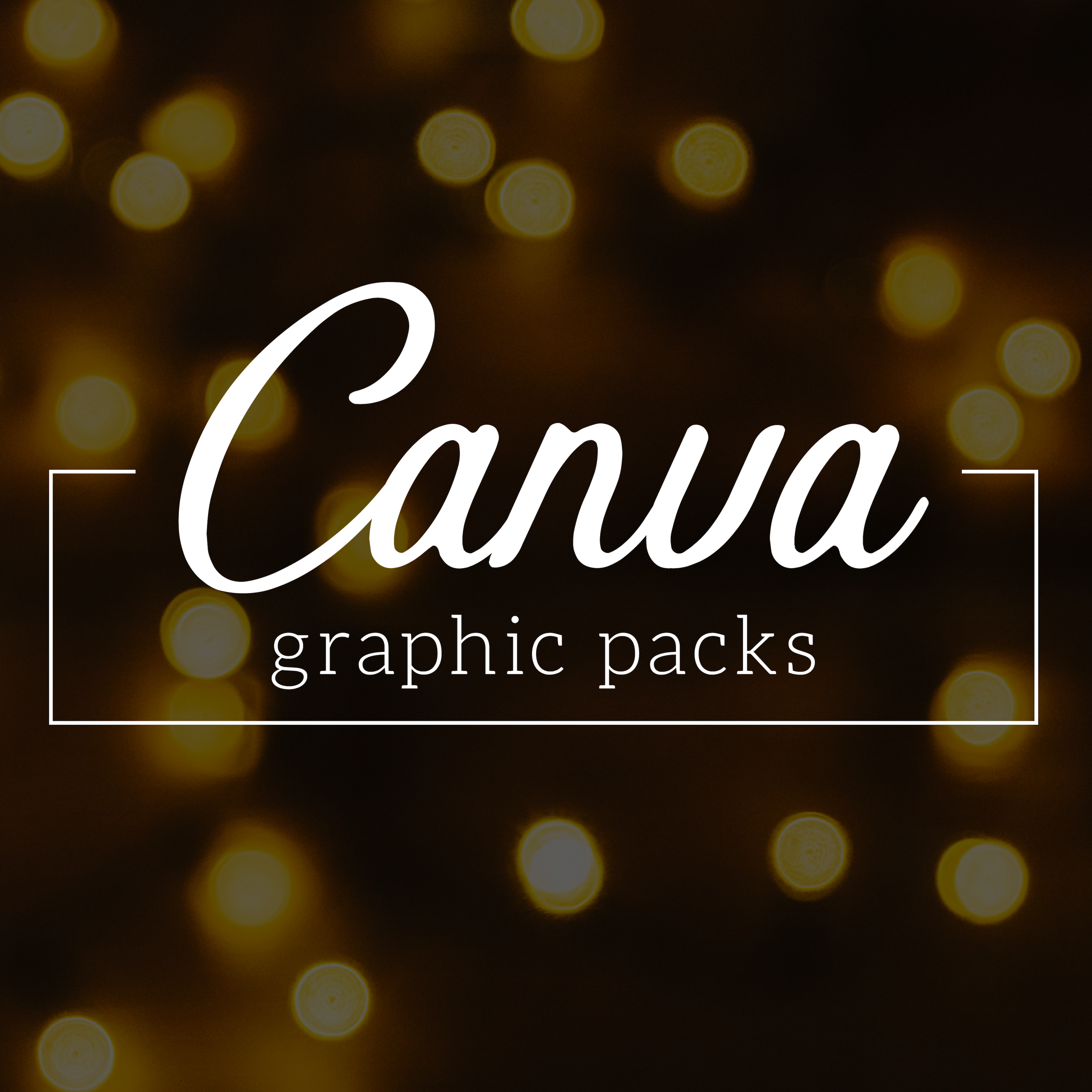 Canva Graphic Pack