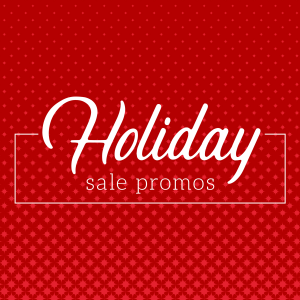 Canva Holiday Sale Promo Package