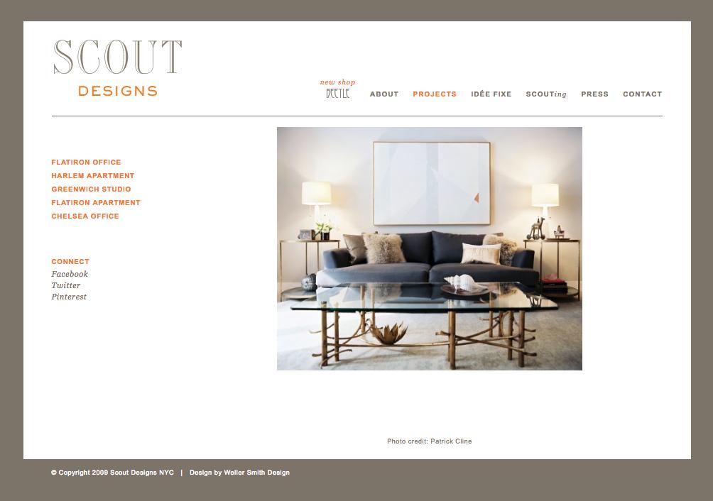 Scout Designs NYC Portfolio 2
