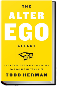 Alter Ego Effect by Todd Herman Cover