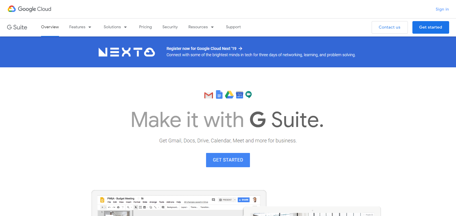 G Suite Resource