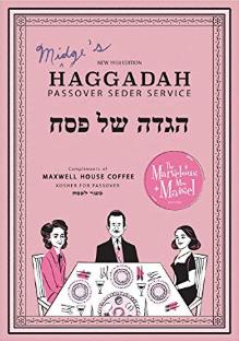 Midge's Haggadah Passover Seder Service