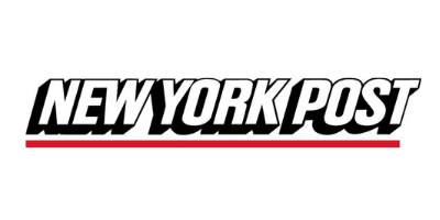 New York Post Logo Maisel Haggadah