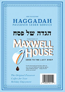 Maxwell House Traditional Haggadah