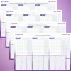 Weller Smith Design 2020 Quarterly Calendar Purple