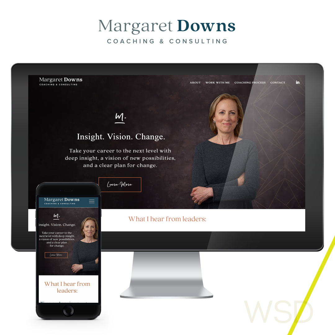 Margaret Downs Coaching Website
