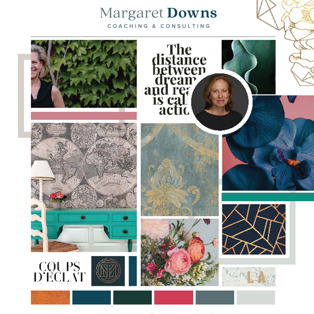 Margaret Downs Brand Board