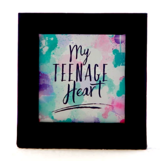 My Teenage Heart Collection by Sicola Elliot