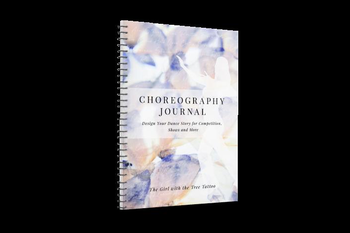 Katie Flashner, Choreography Journal